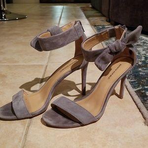 Grey Banana Republic Heels